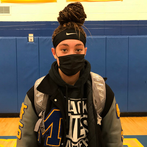 Destiny Adams Continues to Cement Her Legacy at Manchester Township, Talks About Commitment to UNC