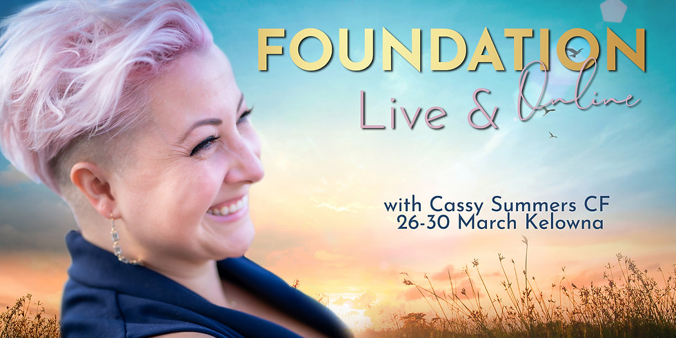 The Foundation with Cassy Summers