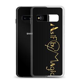 Black Samsung Case