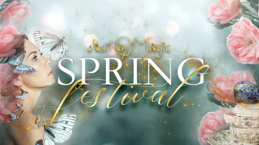 Spring Festival with Cassy Summers