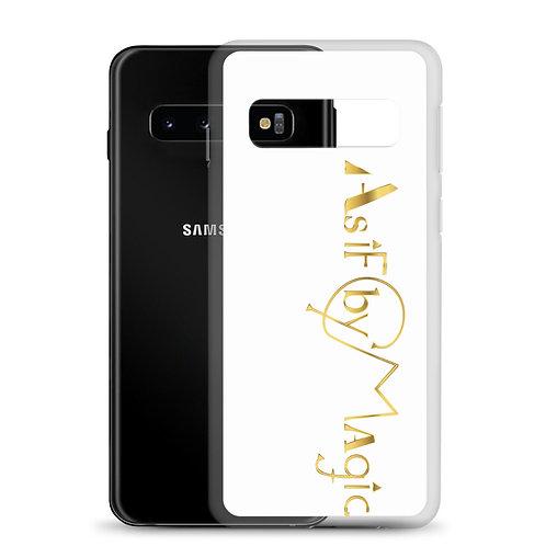 White Samsung Case