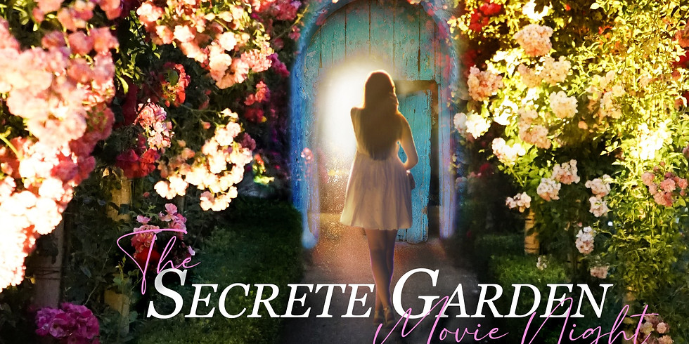 THE SECRET GARDEN, Exclusive Watch Party with Cassy Summers