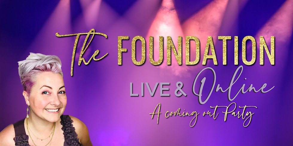 The Foundation - Live & Online