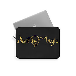 As If By Magic - Laptop Sleeve