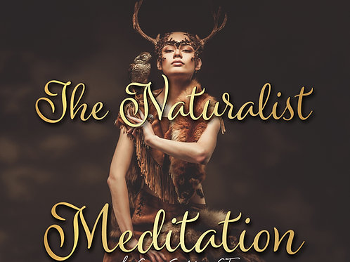 The Naturalist Meditation