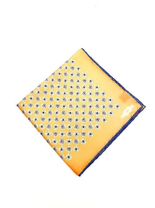 Cavendish SilkPocket Square - Corn - PS 9537 C