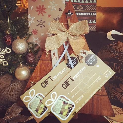 Gift Cards - 12 empanadas