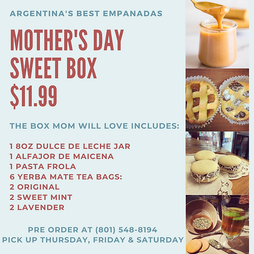 Mother Day Sweet Box