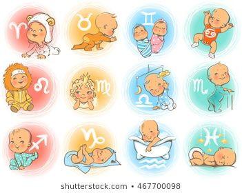 Los bebes según su signo