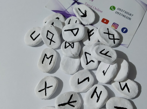 runas vikinas blancas