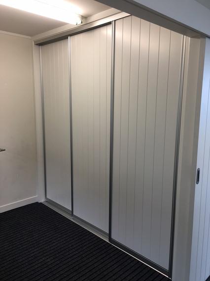 Grooed Savoy Doors