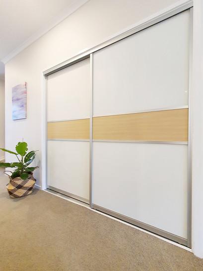 Sectional Sliding Doors