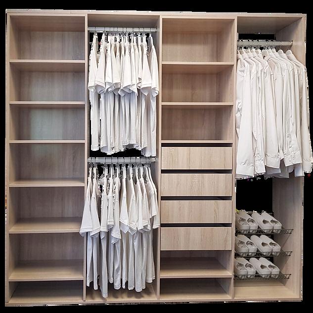 Chelsea Wardrobe Organiser