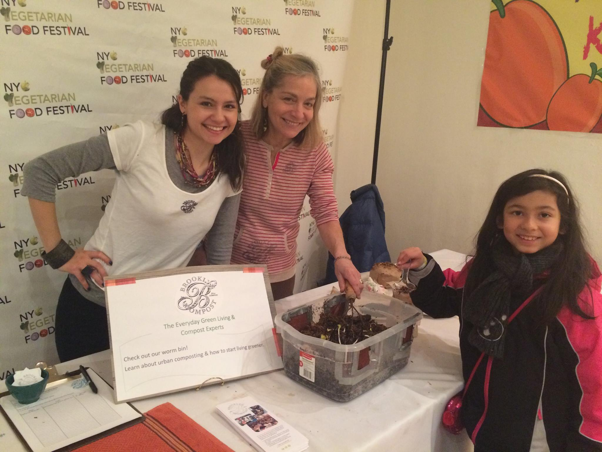 NYC Vegetarian Food Festival 2015
