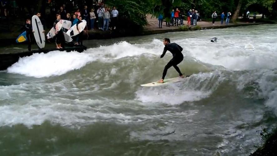 A fun use of a hydraulic jump - Dan Rodger