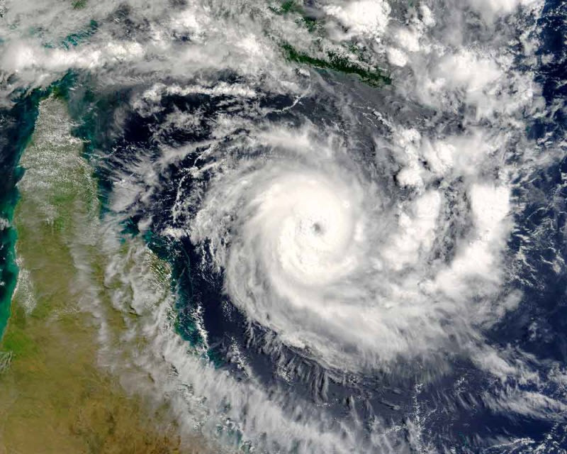 Machine Learning for Modelling Cyclones
