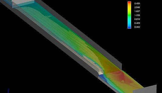 Bowen Scour model 25m steep channel.jpg