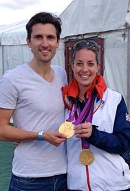 Tom Hunt & Charlotte Dujardin