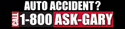 ASK GARY simple LOGO wACCIDENT BLACK BAC