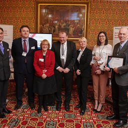 The University of Salford becomes first ProtectED founder member at policy-driving House of Lords ev