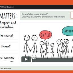 Consent Matters: How can online training help tackle sexual violence on campus?