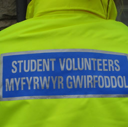 The Police-Student Volunteers helping to keep Cardiff safe for students and the wider community