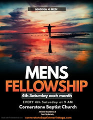 Copy of mens fellowship - Made with Post