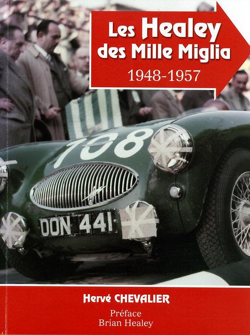Les Healey des Mille Miglia 1948 - 1957