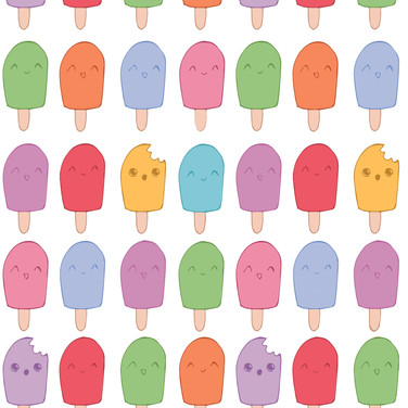 Ice Pop pattern swatch