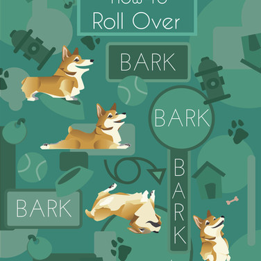 Dog's Guide on Rolling Over