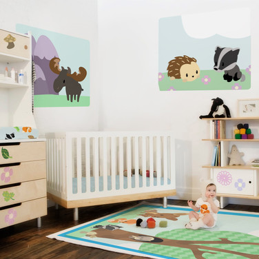 Woodland Friends Room