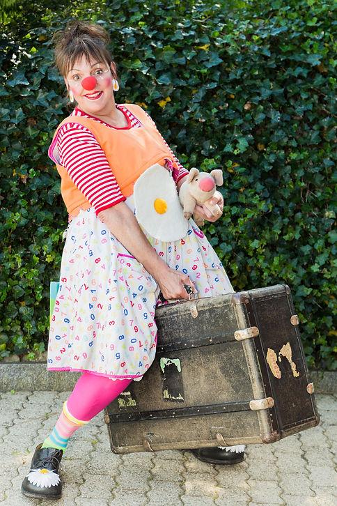 Mirta Ammann / Clown Mili