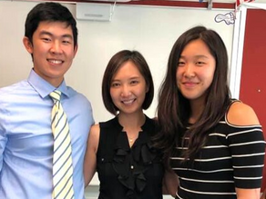 Dr. Wu at TJHSST: Summer Self Discovery Workshop
