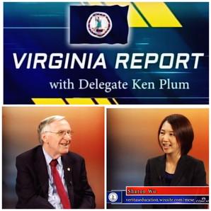 BranchOut! Flashback: Delegate Ken Plum Interviews Dr. Yuhsien Wu