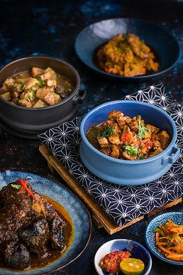 Meat & Poultry - Ayam Buah Keluak, Babi