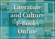 Literature and Cultural Studies E-Books Online