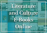 Literature and Cultural Studies E-Books Online