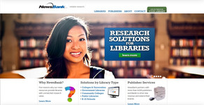 NewsBank launches newly renovated website