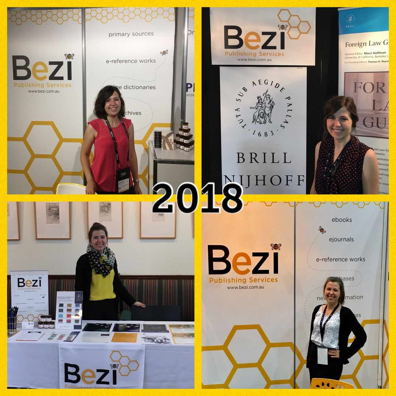 Scenes from VALA 2018, ALLA 2018, ANZTLA 2018 + APLIC 2018