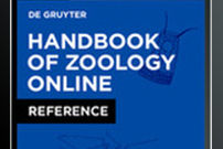 Handbook of Zoology Online