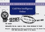 Cold War Intelligence Online