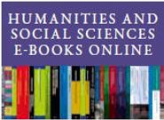 Humanities and Social Sciences E-Books Online