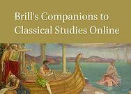 Brill's Companions to Classical Studies Online