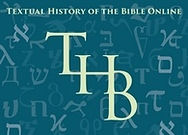 Textual History of the Bible I Online