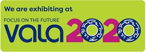 We are Exhibiting at VALA2018!