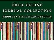 Middle East and Islamic Studies Online Journal Collection
