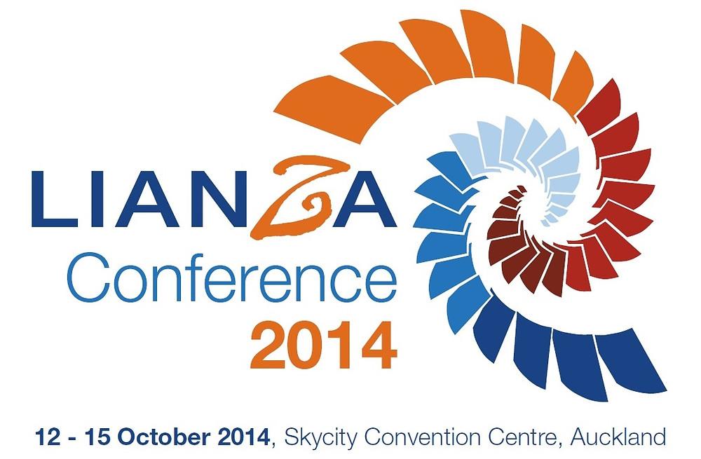LIANZA Conference 2014
