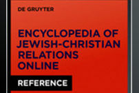 Encyclopedia of Jewish-Christian Relations Online