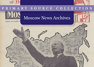 Moscow News Archives