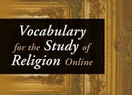Vocabulary for the Study of Religion Online